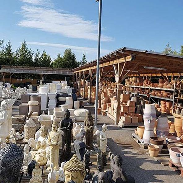 Statues-et-poteries